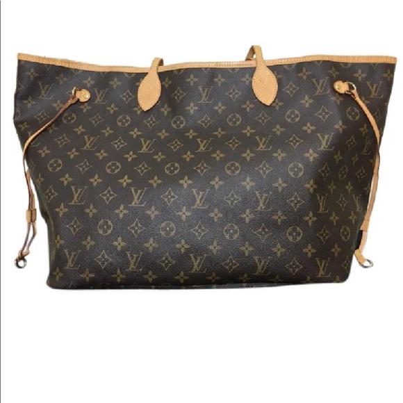 Louis Vuitton Handbags - Authentic Louis Vuitton Neverfull GM 6827f2c87c